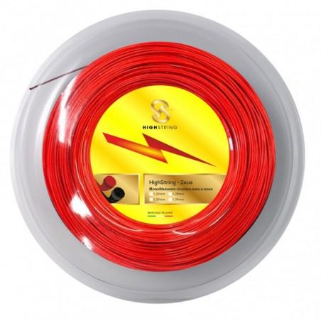 HighString - Zeus Rossa 100mt.