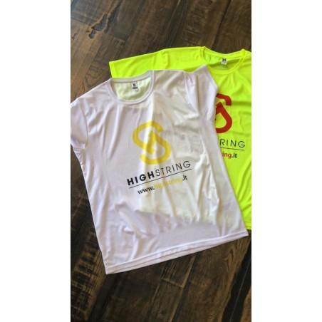 HighString - T-shirt Bianca
