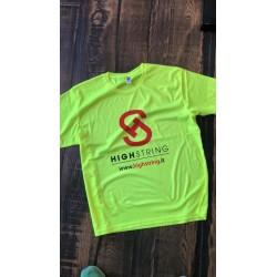 HighString - T-shirt Gialla