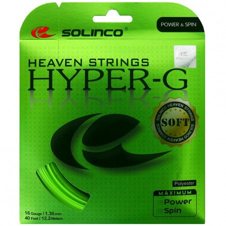 Solinco - Hyper-G Soft 12M